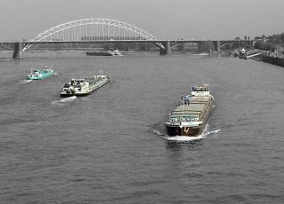 binnenvaart, europese binnenvaart, transport met binnenvaart